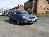 Ford Focus 1.6 (st alloys) CHEAP CAR £595ONO