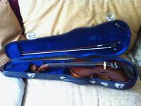 3/4 Size German Violin - SOLD