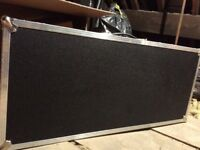 Gothard KEYBOARD Music Travel Hard Flight Case suitcase Box 105 x 45 x 20cm
