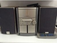 Kenwood Hi-fi System with minidisc player