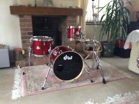 DW made PDP mini Bop drums