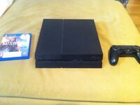 ps4 for sale with battlefield 1