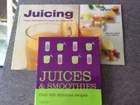 Juicing & Smoothie Recipe Books