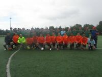 New Sunday league football team needs players. Play 11 aside football JOIN LONDON CLUB