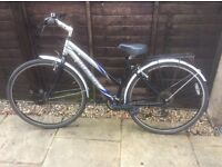 TREK LADIES BIKE FOR SALE-GOOD CONDITION-FREE DELIVERY