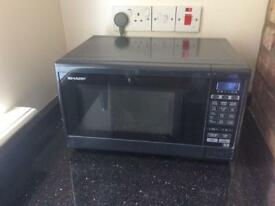 Sharp microwave