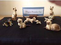 Hagen-Renaker Cat Miniatures