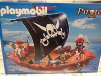 Playmobil pirates 5298 new sealed