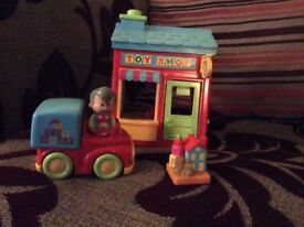 Happyland toy shop
