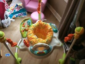 Fisher price jungle jumparoo