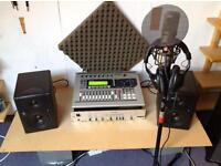 Pro home recording studio for sale ,