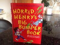 Horrid Henry Big Bumper Book Hard Back