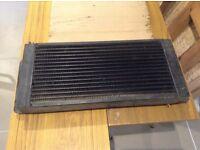 New unused cross flow radiator Marston . Cooper S