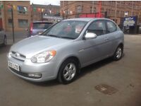 HYUNDAI ACCENT ATLANTIC 1.4 2006 ONLY 44000 MILES FSH MOT ONE YEAR Free 30 day/1000 mile warranty
