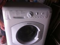 Hotpoint Aquarious washer dryer 7kg