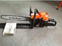 "Garden pride 18"" chainsaw (brand new)"
