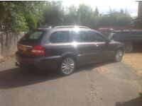 Jaguar X type S Auto,90,000 miles loads of money spent, selling due to bereavement