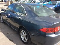 Honda Accord 2.2 CTDi Executive