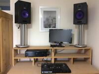 Denon Amplifier and Speakers