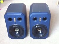 Tannoy 600a active monitor speakers