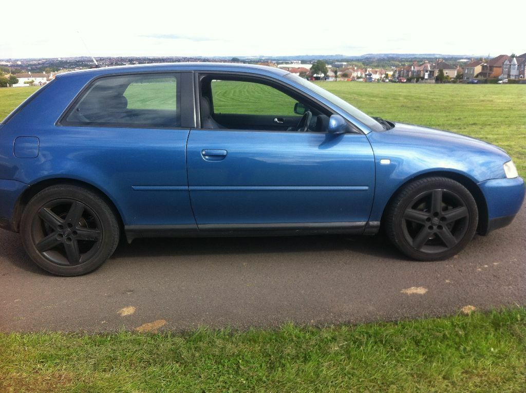 audi a3 150 bhp blue in withywood bristol gumtree. Black Bedroom Furniture Sets. Home Design Ideas