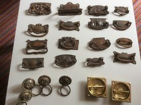Selection of handles