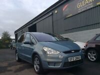 2009 Ford S-Max 2.0 Titanium 7 Seater Full Mot FINANCE AVAILABLE