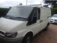 White Transit Van for Sale