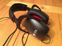 Direct sound headphones