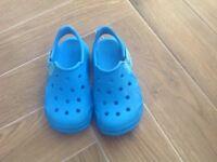 Crocs junior shoes