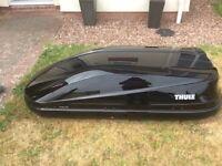 Roof Box - Thule Touring 200 Black