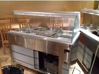 hot buffet machine for quick sale