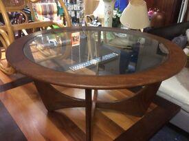 G.PLAN retro coffee table