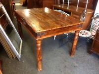 Fruit wood dining table