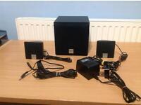 Creative Inspire 2.1 2400 - speaker system - for PC