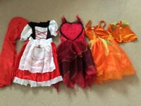 Large Bundle Of Girls Dress Up 5-6/7