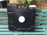 CARAVAN WASTE WATER CONTAINER by Thetford Aqua. This tanks slides under your caravan.