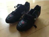 Size 8 Kooga rugby boots