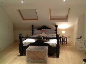 Huge loft double bedroom w/ ensuite wet room with wifi & all bills inclu