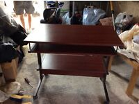 Computer table (reduced for quick sale)