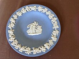 Wedgwood plate