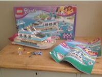 Lego friends Dolphins cruiser £20
