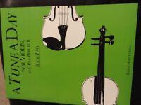 Tune a day book 2 violin