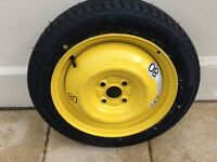 16inch space saver spare wheel
