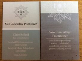 Skin Camouflage Practitioner, Sale Cheshire