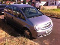Vauxhall MERIVA *Spares or Repairs* £250