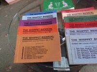 Whippet biennial books