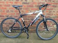 Scott mx1 men's large hardtail mountain bike in good order