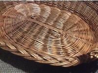 Dogs basket bed