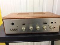 Rogers Ravensbrook Vintage Amplifier in Original Rogers wooden case